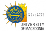 University of Macedonia (UoM), logo